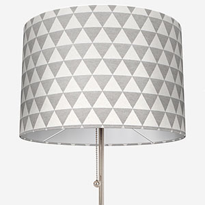Touched By Design Alba Silver Lamp Shade