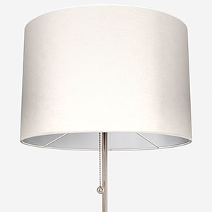 Touched By Design Crushed Silk Ivory Lamp Shade