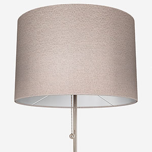 Touched By Design Crushed Silk Mushroom Lamp Shade