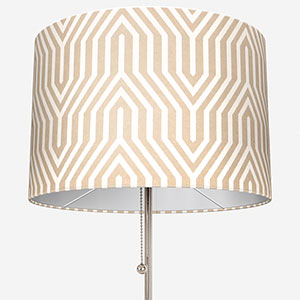 Touched By Design Elvas Latte Lamp Shade