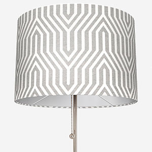 Touched By Design Elvas Silver Lamp Shade