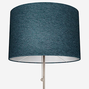 Touched By Design Entwine Denim Blue Lamp Shade