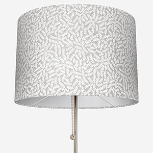 Touched By Design Ficus Leaf Dove Grey Lamp Shade