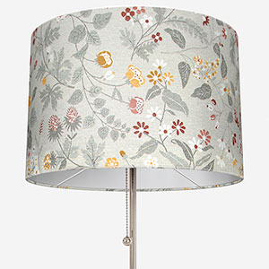 Touched By Design Fragaria Linen Lamp Shade