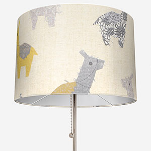 Touched By Design Lama Treck Banana Lamp Shade