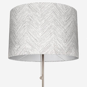 Touched By Design Lovisa Dove Grey Lamp Shade