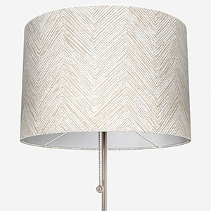 Touched By Design Lovisa Natural Linen Lamp Shade