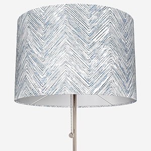Touched By Design Lovisa Sky Blue Lamp Shade