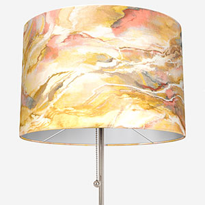 Touched By Design Modernist Pastel Lamp Shade
