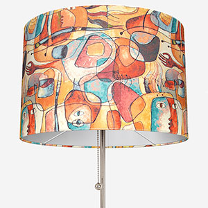 Touched By Design Picasso Vintage Lamp Shade