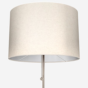 Touched By Design Rustic Recycled Natural Linen Lamp Shade