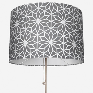 Touched By Design Stargazing Grey Lamp Shade