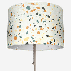 Touched By Design Terrazzo Grey Lamp Shade