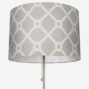 Touched By Design Valka French Grey Lamp Shade