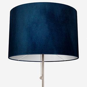 Touched By Design Verona Indigo Blue Lamp Shade