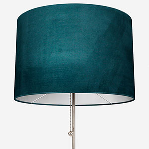 Touched By Design Verona Teal Lamp Shade