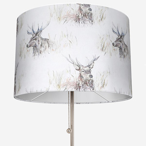 Voyage Wallace Stag Linen Lamp Shade