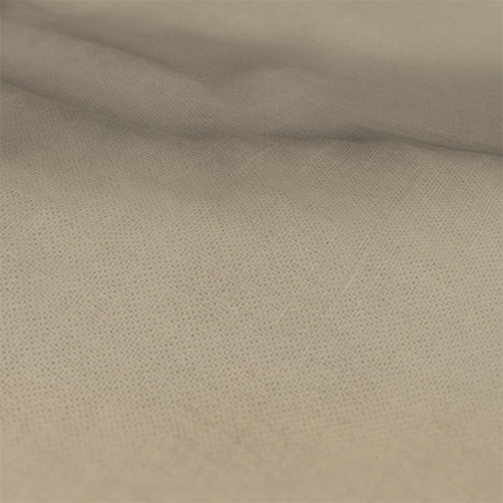 Touched by Design Panama Linen Roman Blind