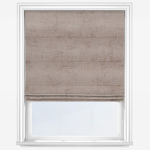 Casadeco Effect Texture Taupe Roman Blind