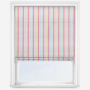 Cath Kidston Mid Stripe Candy Roman Blind