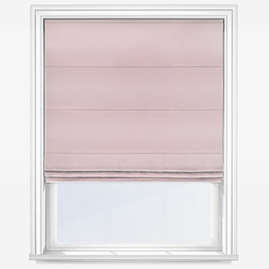Touched by Design Accent Blush Roman Blind