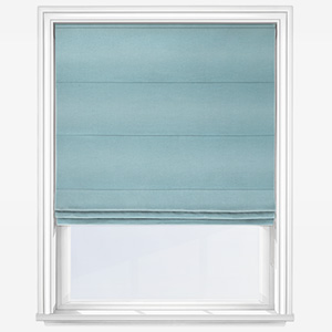 Touched by Design Accent Cornflower Roman Blind