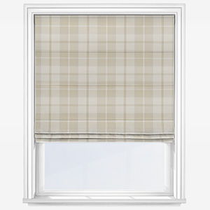 Fryetts Balmoral Natural Roman Blind