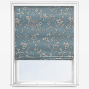 iLiv Etched Wedgewood Roman Blind