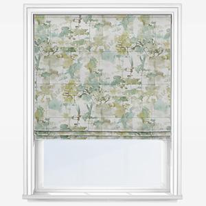 Prestigious Textiles Al Fresco Fennel Roman Blind