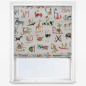 Prestigious Textiles Animal Alphabet Paintbox