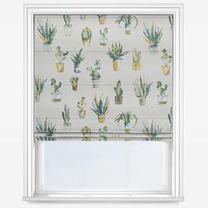 Prestigious Textiles Cactus Fennel Roman Blind