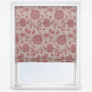 Prestigious Textiles Fielding Scarlet Roman Blind