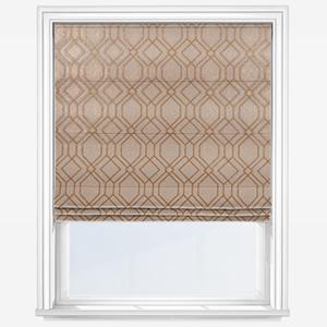 Prestigious Textiles Othello Sienna Roman Blind