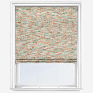 Prestigious Textiles Pigment Sunset Roman Blind