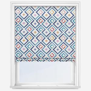 Prestigious Textiles Stencil Marshmallow Roman Blind