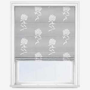 Sonova Studio Flora Bloom French Grey Roman Blind