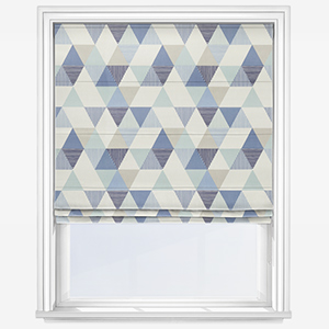 Studio G Brio Denim Roman Blind