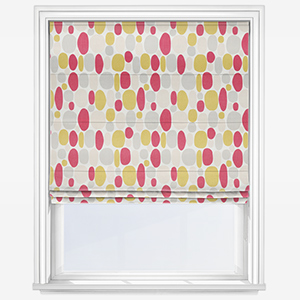 Studio G Bubble Coral Roman Blind