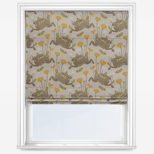 Studio G March Hare Linen Roman Blind