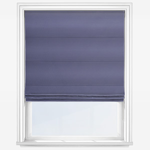 Touched By Design Accent Coastal Blue Roman Blind