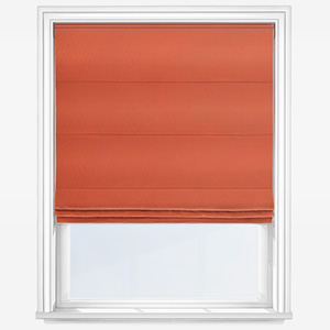 Touched By Design Accent Grapefruit Roman Blind
