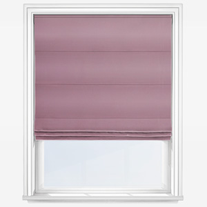 Touched By Design Accent Lavender Roman Blind