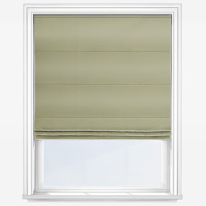 Touched By Design Accent Sage Roman Blind