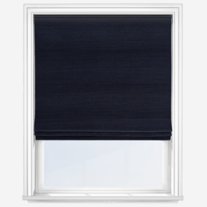Touched By Design All Spring Midnight Roman Blind