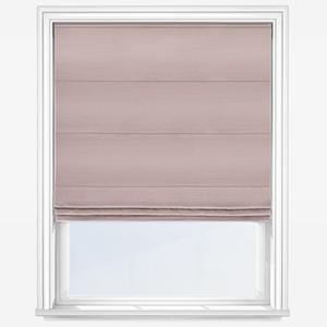 Touched by Design All Spring Peach Pink Roman Blind