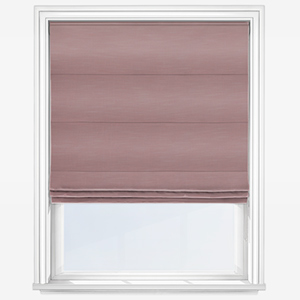 Touched By Design Amalfi Dusky Rose Roman Blind