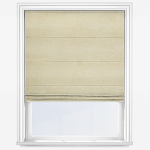 Touched By Design Entwine Natural Cream Roman Blind
