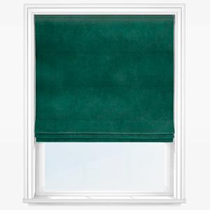 Touched By Design Manhattan Emerald Roman Blind