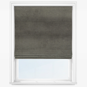 Touched By Design Manhattan Slate Grey Roman Blind