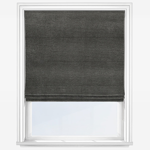 Touched By Design Milan Flint Roman Blind